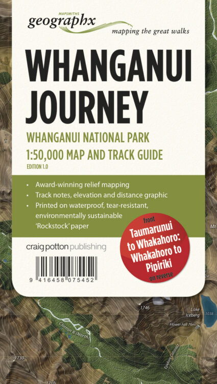 Whanganui Journey Map