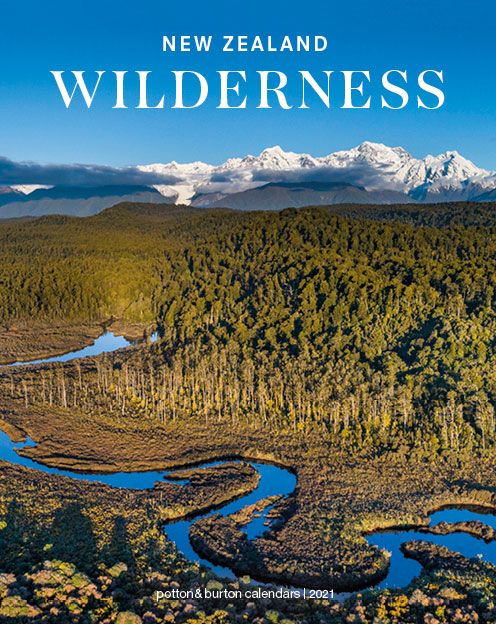 2021 New Zealand Wilderness Calendar