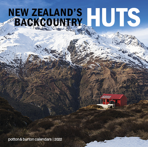 2022 New Zealand's Backcountry Huts